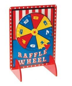Raffle Wheel