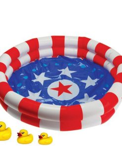 Inflatable Duck Pond Game