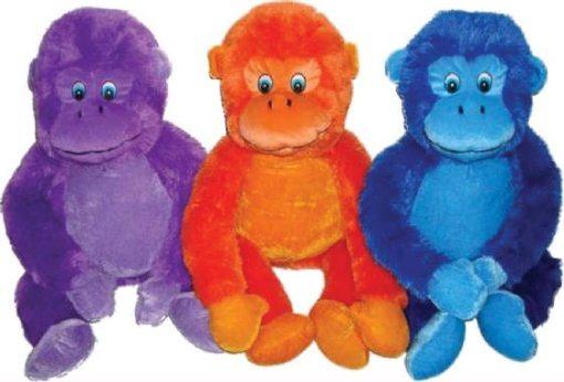 Furry Monkey Carnival Prize Plush