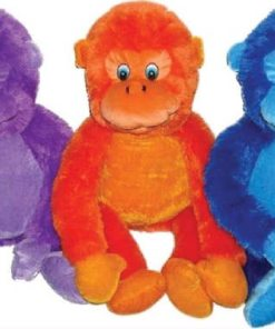 Furry Monkey Carnival Prize Plush