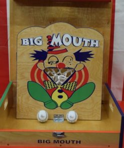 Big Mouth Case Game