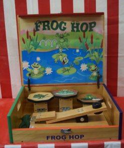 Frog Hop Case Game