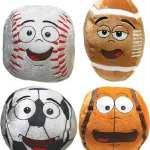 sports ball Carnival Prize Plush