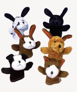 Dog Finger Puppet Carnival Prize
