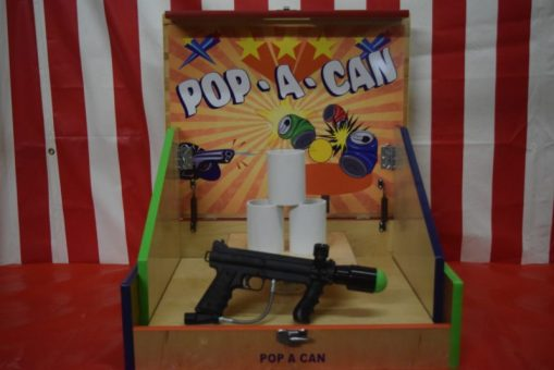 Pop a Can Case Game