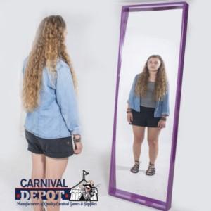 6' Funhouse Mirror