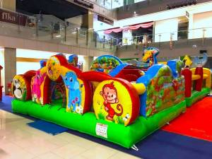Animal Kingdom Bouncy Castle Rental Singapore