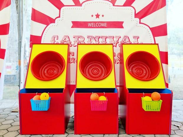 Basket Toss Carnival Game Singapore
