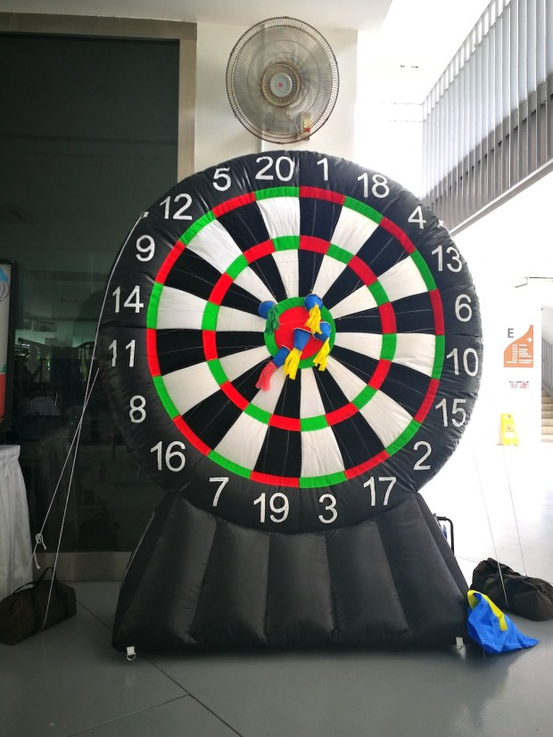 Dart Game for rent Singapore