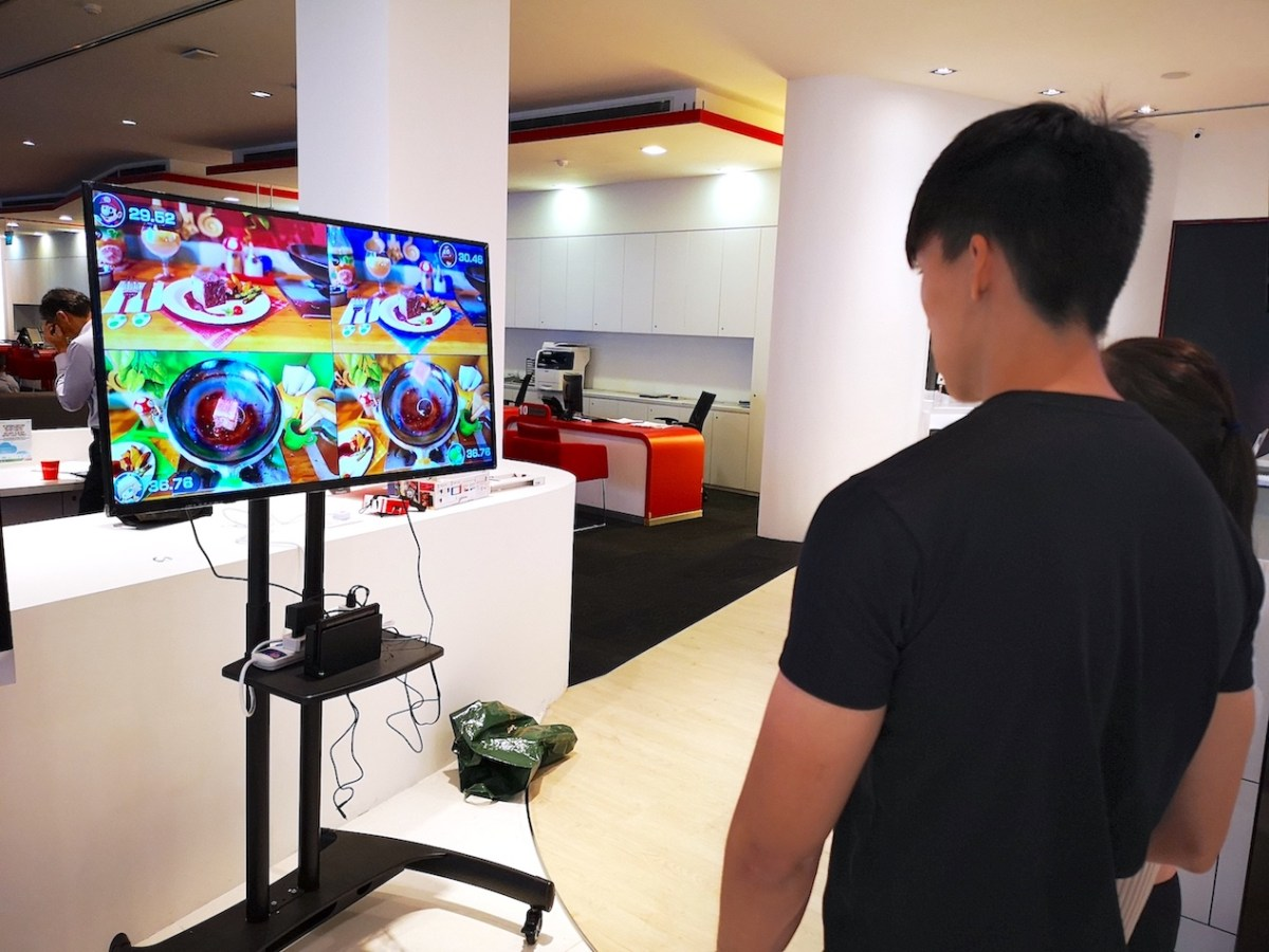 Nintendo Switch Hame Station Singapore