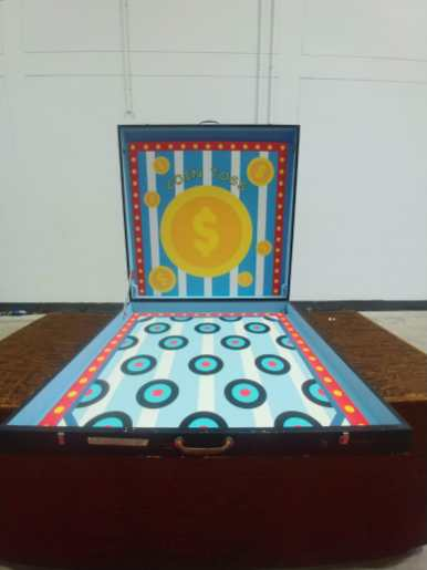Coin Toss Carnival Game Rental