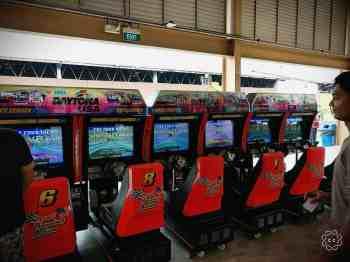 Daytona Arcade Game Rental