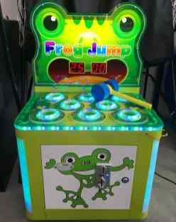 Whack a Mole Frog Arcade Rental