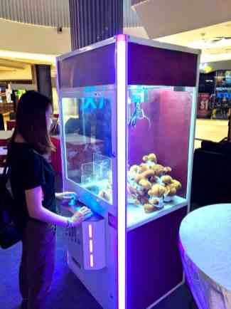 Toy Catcher Machine Singapore