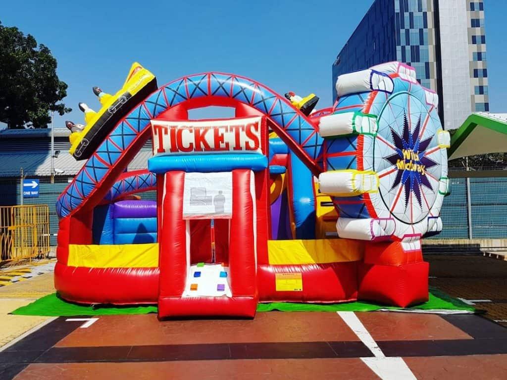 Singapore Bouncy Castles Rental Carnival World
