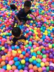 Colourful Ball Pool Rental