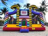 Rent Candy Bouncy Castle Singapore