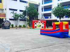 Carnival Inflatable Games Rental