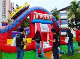 Giant Bouncy Castle Rental Singapore