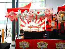 Fun Fair Games in Suntec
