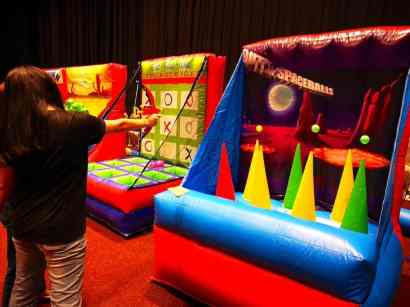 Inflatable Carnival Games Singapore