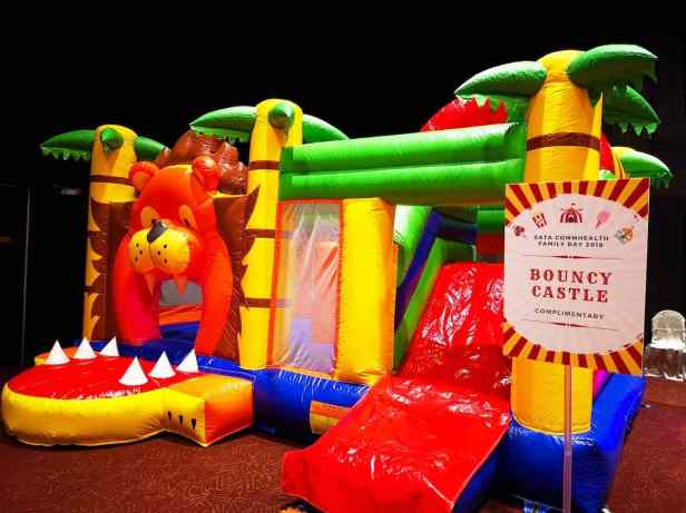 Lion Kingdom Bouncy Castle Singapore