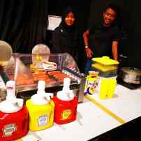 Live Food Station Catering Singapore