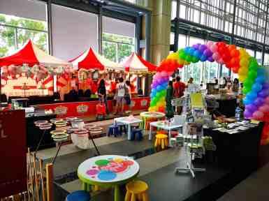 Singapore Fun Fair Carnival