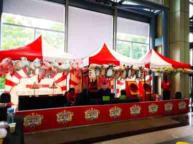 Singapore Fun Fair Game