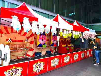 Fun Fair Games Rental Singapore