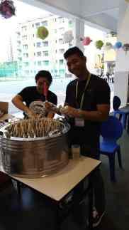 Thai Ice Popsicle Rental Singapore