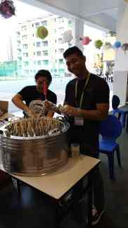 Thai Ice Popsicle Rental Singapore