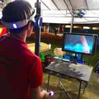 VR Game Station Supplier