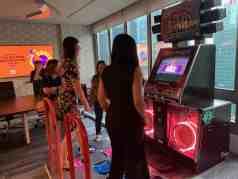 Dance Dance Revolution 3 mix Arcade Machine Rental
