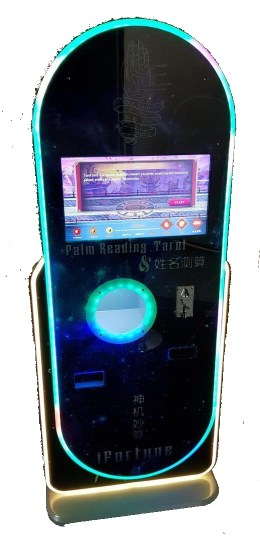 Palm Reading Vending Machine Rental