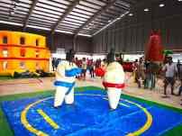 Sumo Game for Rent Singapore