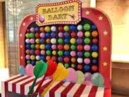 Fun Fair Balloon Dart For Rent