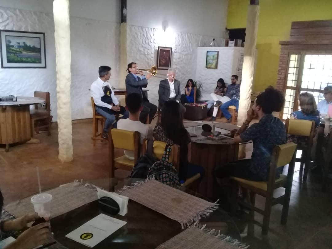 Caroai Cafe es su sitio para eventos en San Cristobal