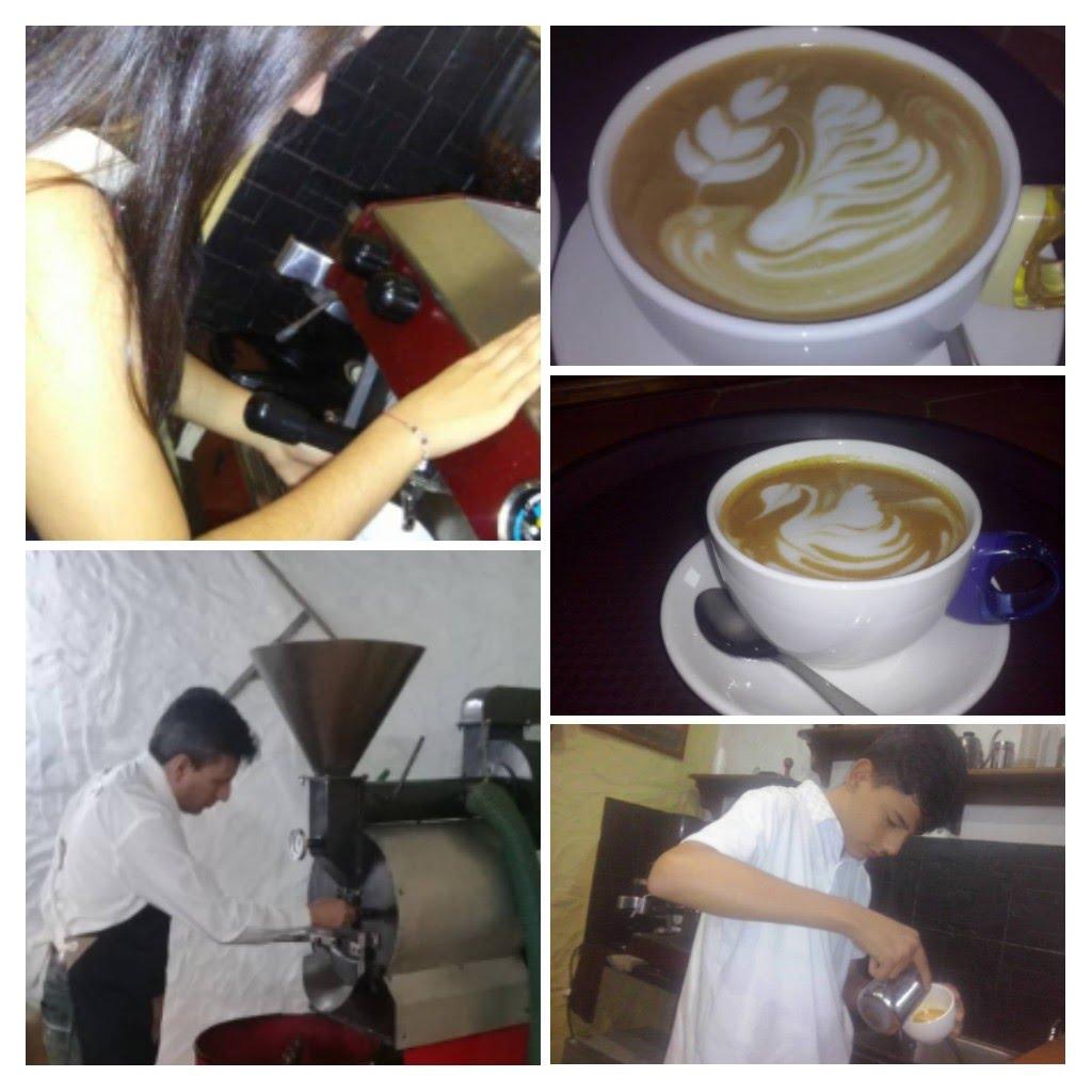 Donde tomar café en San Cristóbal la ciudad cordial