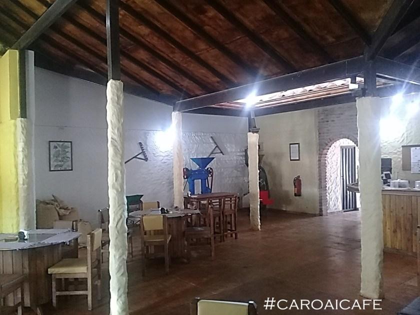 Caroai Café tienda de café especial