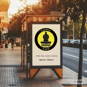 Publicidad de Caroai Café