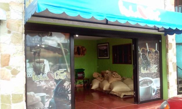 Katuay Café inicia en el Táchira, y quizás en el occidente del país, como la primera cafetería de tercera ola.