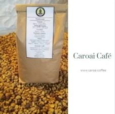 Café de origen, en venta producido y comercializado directamente por el productor.