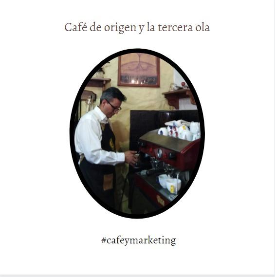 Café de consumo versus café de origen
