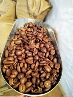 Café tostado en Caroai café - Café de origen