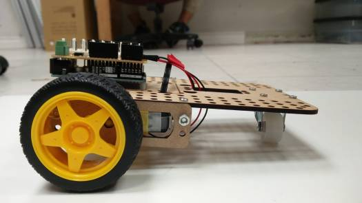 SwissCHEESE Robot Car Development