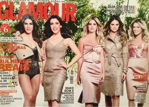 lançamento-revista-glamour-brasil-edição-julho-capa-com-as-blogueiras-em ribeirão-preto-ammirati-espaço-golf-blog-carola-duarte