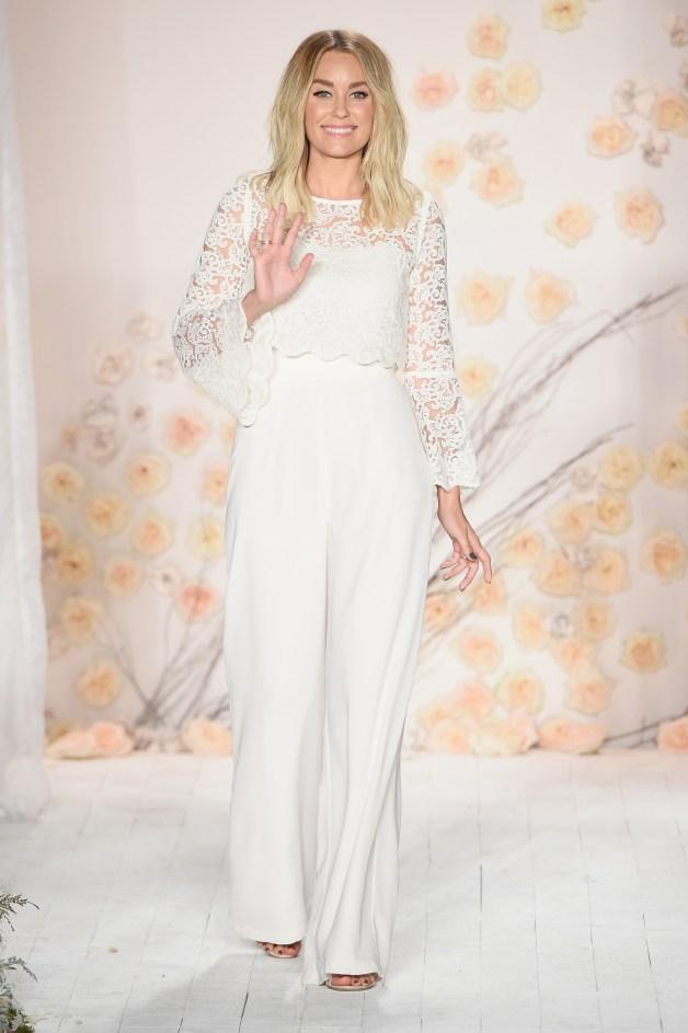 LC Lauren Conrad - Runway - Spring 2016 New York Fashion Week