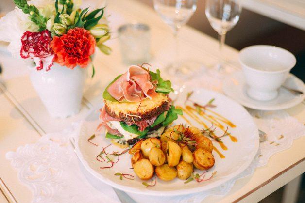 almoço delicioso na Maria Antonieta em Campinas