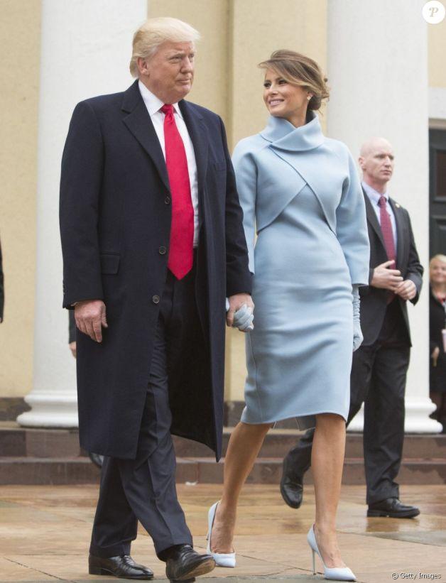 o look da nova primeira dama dos estados unidos no dia da posse 3